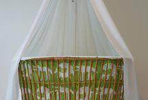 Basket Baby Cradle