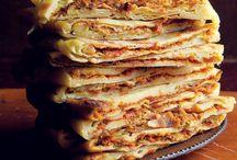 algerian  food / by Fatiha Chita