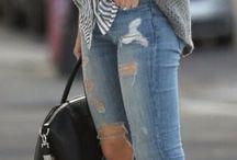 Jeans aufpäppeln