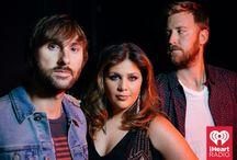 Lady Antebellum: iHeartRadio LIVE / Lady Antebellum give an exclusive performance at the iHeartRadio Theater on June 29, 2015 in LA. / by iHeartRadio