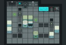 Pixel art : game