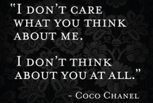 Coco Chanel and More!!!
