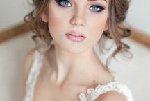 bride make-up & hair