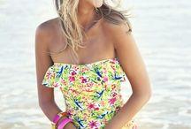 Beach Bum *dreams* / Oh to live a life in my bikini on the beach
