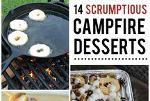 Camping Recipes & Ideas