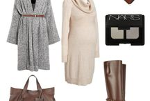 Maternity Fashion / Pregnant, beautiful and fashionable...