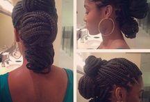 Box braids i.e., my new obsession