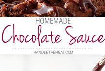 choccolate sauce