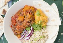 Cocina Vegetariana / Recetas en las que no llevan carne ni pescado.