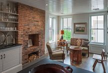Home Design Styles: Exposed Brick / One of the most popular types of property searches on corcoran.com is for homes with exposed brick features. So we made it easy for you to just browse some of our recent favorites based exclusively on that one feature, and indulge your love of how brick reveals the historic, memorable and often extraordinary aspects of a home. / by The Corcoran Group