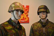 Varuskuntakaupunki Oulu / Pohjois-Pohjanmaan museossa  2.6.–26.7.2015 on esillä pienoisnäyttely Varuskuntakaupunki Oulu – Poimintoja. Näyttelyssä on otantoja Puolustusvoimien läsnäolosta kaupungissa halki vuosikymmenien.