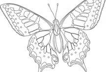 kelebek nasıl yapılır