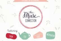 the Muse Connection: Vol 2 Beginnings / Musing on Beginnings .... knitting projects .... creative projects .... starting something new http://www.curioushandmade.com/the-muse-connection/ / by Helen Stewart {Curious Handmade}