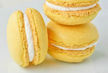 Macarons / French pastry