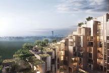 79&Park / Architect: BIG  Design: Oscar Properties  Property developer: Oscar Properties