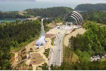 Danghangpo Yacht Club / Danghangpo Yacht Club . Danghangpo . Goseong . Gyeongnam . Korea