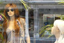 Shop windows / Reflections on windows