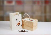 Package - Wood Box