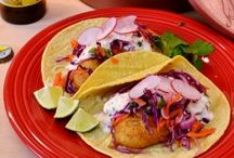 Fish tacos / by Xandavia Landers