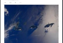 Dominica from Space / Cool aerial views of Dominica