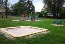 Place zabaw :) / Zdjęcia placów zabaw, gdzie jest miło i przyjemnie nie tylko dla naszych maluszków, ale i dla nas mam :)