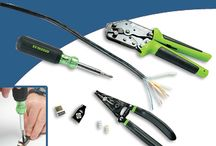 Make your own HDMI Cables / Make your own HDMI Cables with Greenlee's Field Terminating Solutions.  That's right make a HDMI cable to the length you want.
