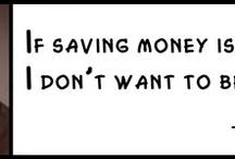 Money Saving Motivation / by Brad's Deals