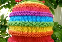 Knitted Hats / by Ginger Knits
