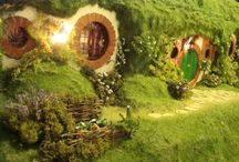 The Hobbit & Lord of the Rings / by Kathleen Calahane