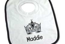 Los Angeles Kings Baby Gifts / Personalized Baby Gifts For Fans Of The Los Angeles Kings NHL Hockey Team