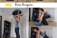 Ćwiczenia / Porady jak ćwiczyć, zestaw ćwiczeń