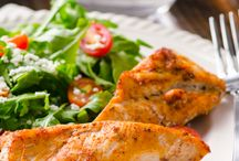 Chicken & Poultry / Tasty dinner recipes all about chicken and other poultry like turkey etc.