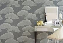 Little Greene Wallpapers and Paints / Little Greene are a British manufacturer who have been producing luxury wallpaper and paints since 1773.  They work closely with English Heritage and they also work hard to manufacture products that are friendly to the environment.