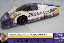 JAGUAR XJR-9 LM LEGO / Lego Ideas project JAGUAR XJR-9LM