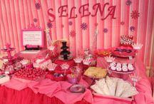 Popular Girl Birthday Party Ideas