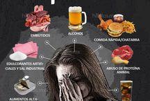alimentos no permitidos