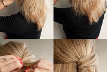 Hair Styles I Want Try / by rebecca