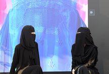 Niqab in Art & Fashion