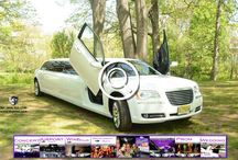 NJ Stretch Limo Chrysler 300 With Jet Doors / This NJ Limos CHRYSLER 300 Stretch Limousine with jet doors of NJ can accommodate 10 passengers very comfortably. It is equipped with a bar, two flat screen LCD 15 inch TV's, AM/FM/CD, DVD player, strobe lights with control switches, laser lights and fiber optic lighting with full control switches.   #partybus #njpartybus   TRULIMO.COM Tel: 908.523.1700   @NJLimousines   @trulimonj