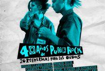40 años de Punk Rock, 20 problemas para tus oídos