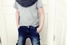 kids style - little boy