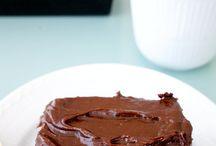 Zuchinni chokolate cake