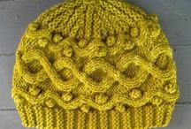 Вязание: Шапочки, береты