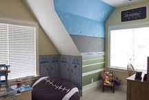 Boy Bedroom Decor / by Rae Hoffman