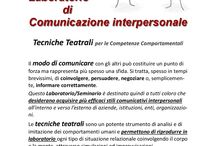 Laboratorio di comunicazione relazionale