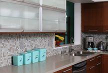Tracey's kitchen