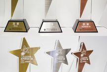 Trofeos y reconocimientos