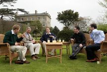 HRH.  Prince   Charles; Prince Of Wales. / At Highgrove House. Dumfries House, and Clarence House.