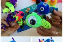 Puppets for play & storytelling