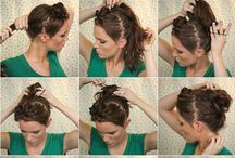 hairstyles / Vlasy